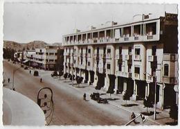 Cpsm Bon Etat , 10.5x15cm , Maroc , Marrakech  -gueliz , Avenue Mangin - Marrakesh