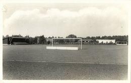 Netherlands, ERMELO, Sportveld J. V. Schaffelaar Barracks 1960s Stadium Postcard - Voetbal