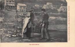 Saint-Pierre Et Miquelon - Une Belle Morue - Ed. Oeuvres De Mer. - Saint-Pierre-et-Miquelon