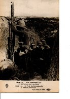 1914-15... AUX DARDANELLES - Un Périscope De Tranchées.  CPA En Bon état. Non Circulé. Extrait D'un Carnet - Weltkrieg 1914-18