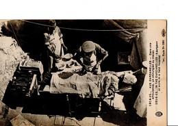 1914-15... AUX DARDANELLES - Dans Une Ambulance, Un Chirurgien Au Travail. CPA En Bon état. Non Circulé. - Weltkrieg 1914-18