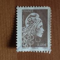 Marianne L'engagée (0.05€) - France - 2018 - 2018-... Marianne L'Engagée