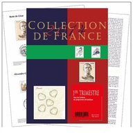 France 2014 - Collection De France - 1er Trimestre 2014 - Francia