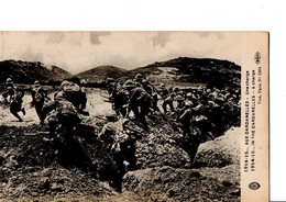 1914-15... AUX DARDANELLES -  Une Charge.  CPA En Bon état. Non Circulé. Extrait D'un Carnet. - Weltkrieg 1914-18