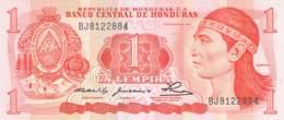 1 Lempira Honduras 1978 - Honduras
