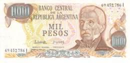 1000 Pesos Argentinien 1976-79 - Argentinien