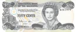 1/2 Dollar Bahamas 1984 - Bahamas