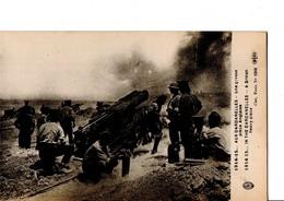 1914-15... AUX DARDANELLES - Une Grosse Pièce Anglaise. CPA En Bon état. Non Circulé. Extrait D' Un Carnet. - Weltkrieg 1914-18