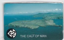 Isle Of Man, MAN 069, Calf Of Man, Mint In Blister, 2 Scans. - Isla De Man
