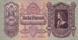 100 Pöngö Ungarn 1930 - Ungarn