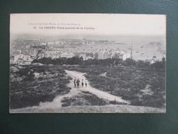 CPA ESPAGNE LA CORUNA  VISTA PARCIAL - La Coruña