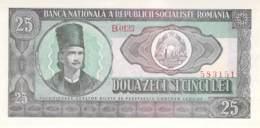 25 Lei Rumänien 1966 - Rumänien