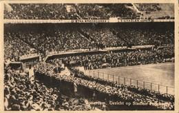 Netherlands, ROTTERDAM, Stadion Feyenoord De Kuip (1950s) Stadium Postcard - Voetbal