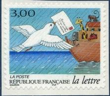 0018  Journées De La Lettre : Lettre Et Colombe  Neuf **  1998 + - France