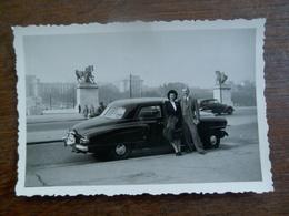 Originele Foto CHEVROLET  Voor De  HEIZELPALEIZEN  Bru. - Automobiles