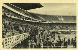 Netherlands, ROTTERDAM, Stadion Feyenoord De Kuip (1939) Stadium Postcard - Voetbal