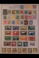 \Y BOSNIA & HERZEGOVINA\Y 1868-1983 ALL DIFFERENT Mint & Used Collection On Printed Pages, Collection Strength In Pre 19 - Timbres
