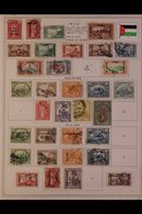 \Y IRAQ\Y 1918-1980's. ALL DIFFERENT Mint & Used Collection On Printed Pages, Many Complete Sets, Collection Strength In - Timbres