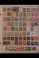 \Y LUXEMBOURG\Y 1859 - 1985. ALL DIFFERENT Mint & Used Collection On Printed & Plain Pages,collection Strength In Pre 1 - Timbres