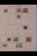 \Y PAPUA\Y 1901 - 1990's.ALL DIFFERENT Mint & Used Collection On Printed Pages With A Useful Range Of Issues Including  - Timbres