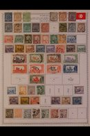 \Y TUNISIA\Y 1880's - 1980's. ALL DIFFERENT Mint & Used Collection, Presented On Printed Pages With Many Better Values & - Timbres