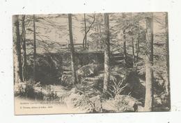 Cp , 88 , CELLES SUR PLAINE , Scierie LAJUS ,roche D'ALVINE ,voyagée - France