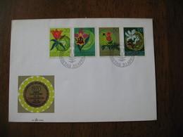 Lettre 1970   Liechtenstein  Année Européenne De La Conservation De La Nature - Briefe U. Dokumente