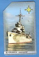 From POLAND  URMET Phonecard  Used BOATS - Barche