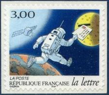 0023  Journées De La Lettre : Cosmonaute  Neuf **  1998 + - France