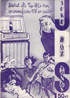 JUKE BOX SONGS 9e Jaargang Nr 9 September 1960. - Oud