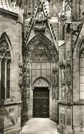 Worms (Deutschland, Rheinland Pfalz) Am Rhein, Dom, Hauptportal, Duomo Portale Principale, Cathedral - Worms