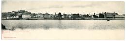 Namur - Le Confluent De La Sambre Et De La Meuse / Albert Sugg Série 51 N. 34 - Carte Double Sans Plie - Namur