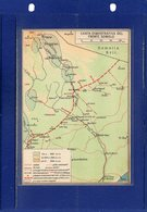 ##(DAN193)-Maps-East Africa Series N.14-The Somali Front ## Serie Africa Orientale N.14-Il Fronte Somalo - Carte Geografiche