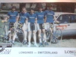 CYCLISME 1987  : CP LONGINES SWITZERLAND - Ciclismo