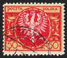 Poland - Scott #164 Used - 1919-1939 Republic