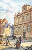 N°70882 -cpa Le Havre -le Musée- Illustrateur Fred Money- - Autres