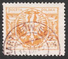 Poland - Scott #169A Used - 1919-1939 Republic