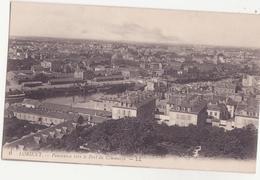 CPA -  6. LORIENT Panorama Vers Le Pont Du Commerce - Lorient