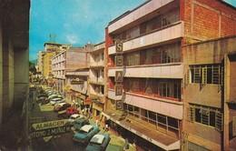CARTOLINA - COLOMBIA - PEREIRA - COLOMBIA - VISTA PARCIAL DE LA CALLE 19 - Colombia