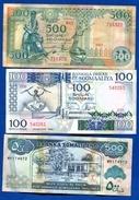 Somalie  7  Billets - Somalia