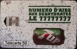 Telefonkarte Frankreich - Werbung  - Getränk - 08/98 - 50 Units - Frankreich