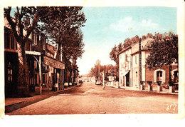 84. Vaucluse : Le Pontet : Route Nationale 7 . - Le Pontet