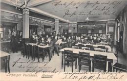 Schach - Chess - Echecs - Deutschland Leipzig Volkshaus Herberge - 1908 - Echecs