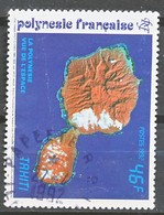 TIMBRE - POLYNESIE Fr. - 1992 - Oblitere - Polynésie Française