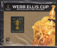 New Zealand 2011 Rugby Webb Ellis Cup 3-D Stamp MNH - Rugby