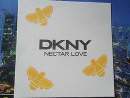 Dkny Nectar Love - Perfume Cards