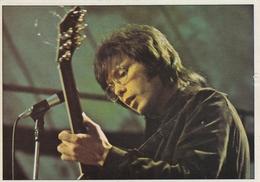 Cliff Richard - Panini Card From Yugoslav Rock Magazine Dzuboks ( Jukebox ) # 37 - Photos