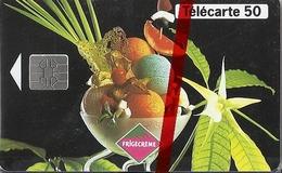 FRIGECREME - Alimentation