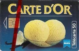 CARTE D'OR - Alimentation