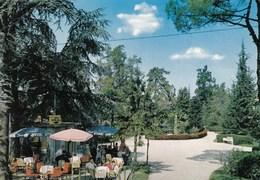 ARGENTA-FERRARA-INSEGNA=PEPSI COLA=GIARDINI PUBBLICI-CARTOLINA VERA FOTOGRAFIA-VIAGGIATA IL 18-7-1969 - Ferrara